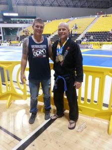 2013-10-05 IBJJF Masters Worlds with Luke