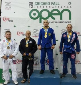 2013-10-12 IBJJF Chicago Fall Open podium