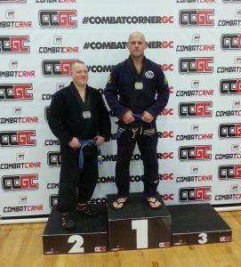 CCGC-12 gi podium