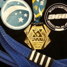 2014 IBJJF Pans – Gold