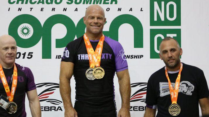 2015-08-15 IBJJF Chicago Open no-gi absolute champion