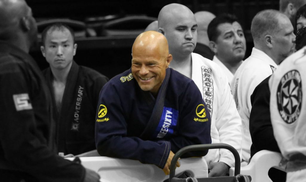 2015-08-15 IBJJF Chicago Summer Open happy jiu-jitsu guy