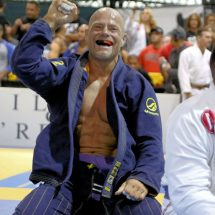 2015 IBJJF Masters Worlds – Double Gold!