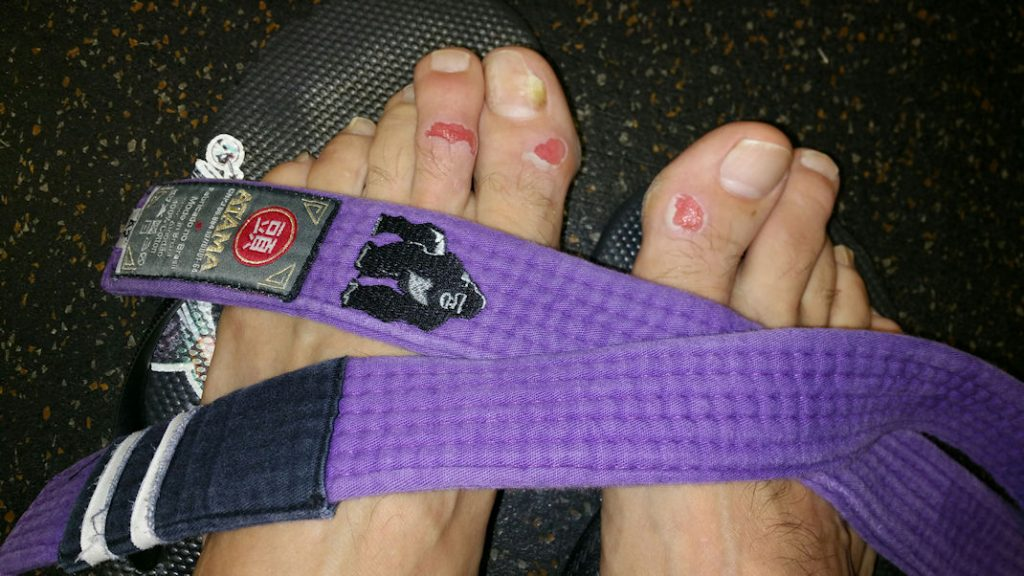 2015-09-26 IBJJF Master Worlds new mat problems