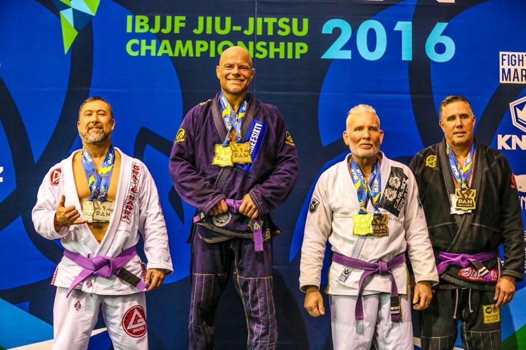 2016-03-18 IBJJF Pans absoliute champion