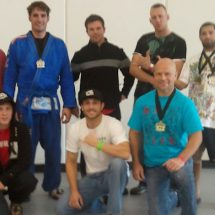 2010 My First BJJ Tournament