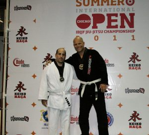 2011-08-22 IBJJF Summer Open podium