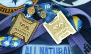 2016 IBJJF Masters Worlds – Double Gold!