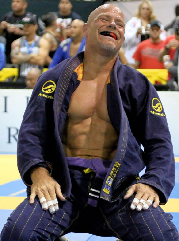 2015 IBJJF Master 4 Purple Belt Absolute Champion