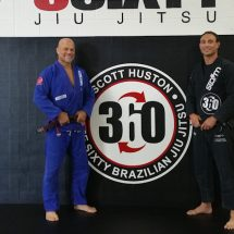 2017 Promotion to Brown Belt