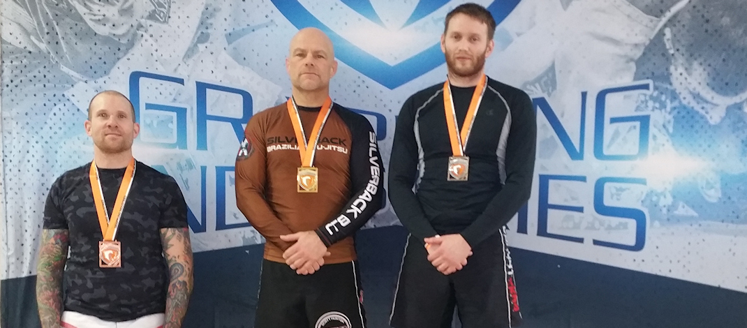 2018 Grappling Industries Milwaukee – Gold!