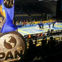 2018 IBJJF Pans – Double Gold!