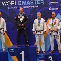 2018 IBJJF Masters Worlds – Gold & Silver!