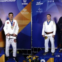 2019 IBJJF Europeans – Double Gold!