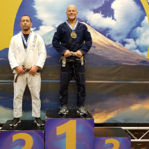 2020 Fuji BJJ Tournament – Gold!
